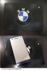 bmw car anti slip dash non dash board pad mat sticky holder for mobile phone keys tuning autoaccoares