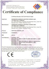 Certificate Of Compliance Template Word Certificate Of Compliance Certificate Of Inside