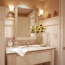 White Beadboard Bathroom Cabinet With Regard To Bead Board - Care ...