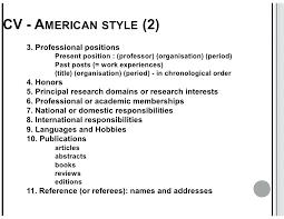 American Resume Format Amazing American Format Resume American Resume Format Doc Doorlistme