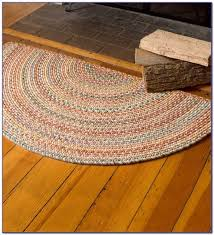 semi circle hearth rug rugs home design ideas