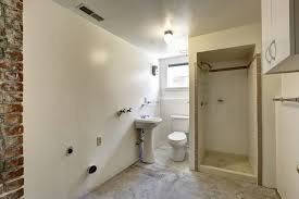 how to install a shower in the basement