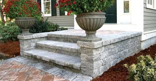 Backyard Retaining Wall Designs New Using Retaining Walls And Low Walls To Complement Your Walkways In