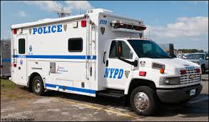 Police Department of New York