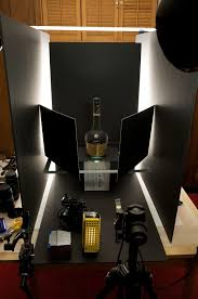 how to photograph liquor bottles using dark field lighting bottle photography studio