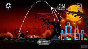 Angry Birds Trilogy (Seasons) - Xbox 360 Gameplay - YouTube