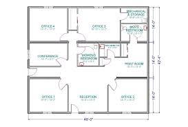 office space floor plan creator. Office Floor Plan RoomSketcher Space Creator