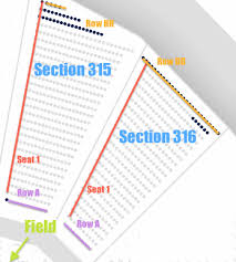 Seattle Seahawks Stadium Seating Chart Rows Seattle Seahawks Seating Chart Seat Views Tickpick