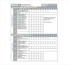 Summer Camp Daily Schedule Template Day Camp Schedule Template