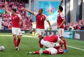 Weil konkurrent finnland gleichzeitig gegen belgien 0:2 verlor, gelang dem team von kasper hjulmand. Em Danemark Spiel Wird Fortgesetzt