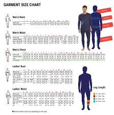 Frc Coverall Size Chart 33 Unusual Mens Coverall Size Chart