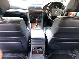 BMW Convertible bmw 735i interior : BMW 7 Series (E38) 735i Blue (with Blue Interior) | in Bletchley ...
