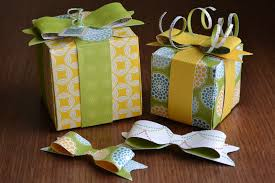 Video Tutorial Paper Bows With The Envelope Punch Board