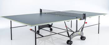 kettler axos1 ping pong table review