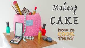 makeup cake how to cook that ann reardon make up birthday cake you