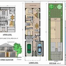 picturesque narrow house plans year old room ideas modern narrow house plans narrow house narrow