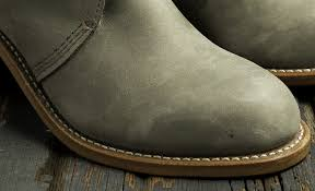 nubuck leather is a full grain leather with a buffed top surface