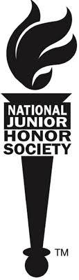 njhs logo jpg 40 join national junior honor society