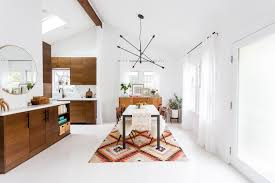 west elm a modern renovation in a small los feliz cottage