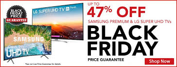 Black Friday 2018: Samsung \u0026 LG 4K TVs on Sale at P.C. Richard Son
