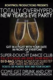 Funny Quotes About New Years Eve Partying