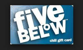We did not find results for: Five Below Gift Card Balance Five Below Gift Card Offers And Deals Credit Beats
