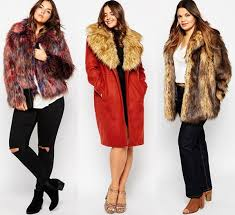 alice you gy colored fur jacket 144 asos curve midi coat with faux fur collar 180 asos curve vintage faux fur coat 126