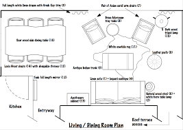 Living Dining Room Layout Living Room Design Floor Plan Living Room Plan Xusuelxyz