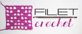 How To Filet Crochet Free Photo Tutorial