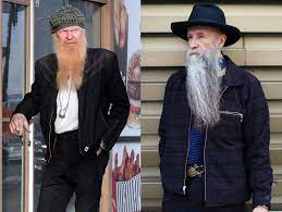 ZZ Top Billy Gibbons Fashion and Pitti ...