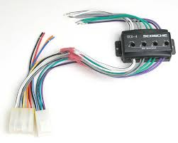 scosche cnn02 wiring interface allows you to connect a new car stereo and retain the factory amp in select 1989 up nissan and infiniti vehicles at
