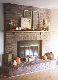 mantels shelves for brick fireplaces wood on red fireplace decor