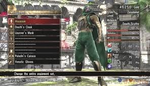 What's the trick to making characters stick? Character Creation Soul Calibur Iv Guide And Walkthrough