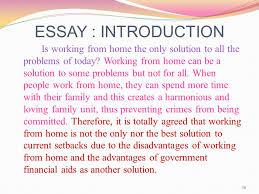 essay writing task workshop ppt 36 essay introduction