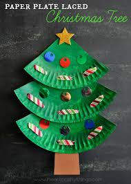 Kids Crafts For Christmas Paper Plate Christmas Tree Crafts Pinterest Christmas Tree