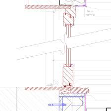 External Timber Door Threshold Detail
