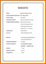 format of marriage resume biodata format word wedding resume format elegant christian