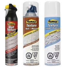 homax spray textures wallboard trim