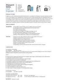 Civil Engineer CV example 9 ...