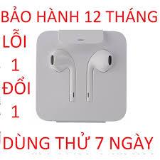HÀNG CHÍNH HÃNG ] tai nghe iphone 7 tai nghe iphone 7 plus | Nông Trại Vui  Vẻ - Shop