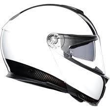 Agv Sportmodular Carbon White Helmet