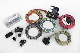 8 circuit wiring harness wiring diagram and hernes universal 12 circuit auto wiring harness hotrodwires