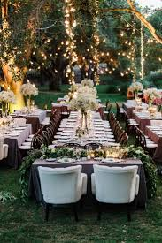 Lights Always About The Lights Wedding Reception Decorating Garden Party Wedding Ideas Pinterest
