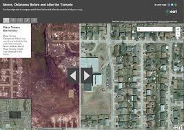 Tornado Alley Designs Moore Oklahoma Before And After The Tornado Tornado
