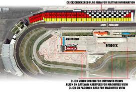 Seating Chart World Wide Technology Raceway