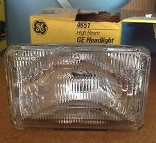 ge sealed beam parts accessories ge 4651 automotive high beam light heavy duty sealed headlight