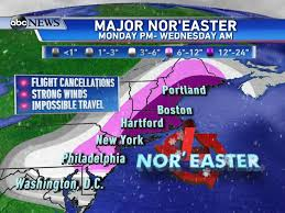 how does a nor easter form winter mid latitude storms zoom radar