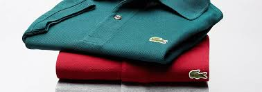 Lacoste Polo Shirt Color Chart Polo Guide Lacoste