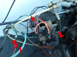 trim limit switches wiring page iboats boating forums  trim limit switches wiring