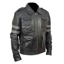 black leather jacket karachi